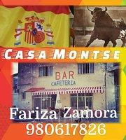 Casa Montse. BAR