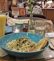 Mary Grace Cafe SM Mall of Asia