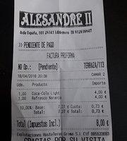 Cafeteria Cerveceria Alexandre II