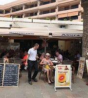 Estaurant Abora , Los Cristianos, Tenerife, Spanien