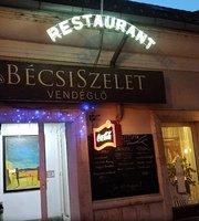 Becsi Szelet Dereglye utca Restaurant