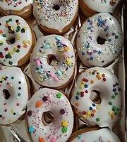 Krispy Kream Doughnut
