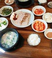 Daegeon Myeongga Dwaeji Gukbap