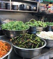 Yeongam Barley Rice