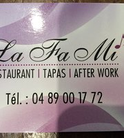 Restaurant La FaMi'