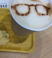 Sunglasses and a Cafe Mito