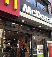 Mcdonald's Waseda Ekimae