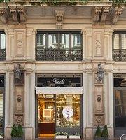 Venchi Cioccolato e Gelato, Milano Park Hyatt, Duomo