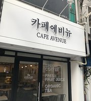 Cafe Avenue