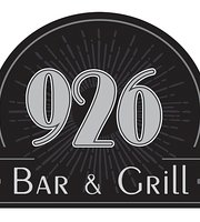 926 Bar and Grill