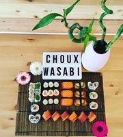 Choux Wasabi