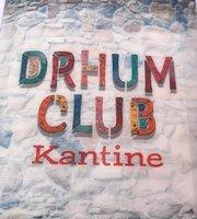 Drhum Club Cantina