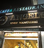 Angels Cafe Restaurant Pastine