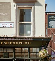 Old Suffolk Punch