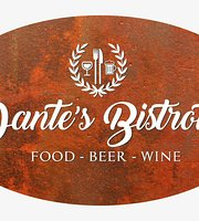 Dante's Bistrot - food-beer-wine