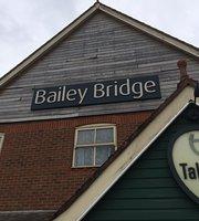 Bailey Bridge Table Table