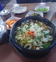 비사벌전주콩나물국밥