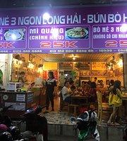 Quan An 3 Ngon Long Hai - Bun Bo Hue - Mi Quang