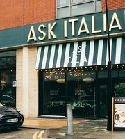 ‪ASK Italian - Sheffield‬