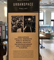 Urbanspace at 570 Lex