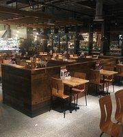 Morrisons Cafe, St Ives