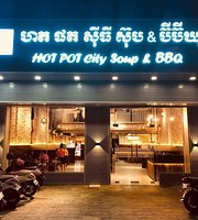 Hot Pot City Soup & BBQ