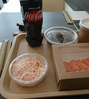 Sushi and More Kirchberg
