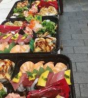 Plaza vieja Sushi bar