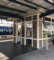 Zaanse Koffie - NS Station Zaanse Schans