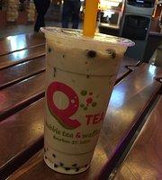 Q Tea Bubble Tea & Waffles