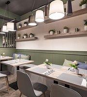 Manna 68 - restauracja wegetarianska