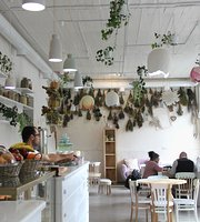 Herbs & Honey Tea-Shop Restaurant