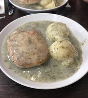 Jj cafe pie & mash