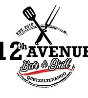 12th avenue Bar & Grill Xela
