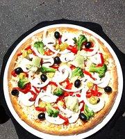 Pizza Kurier und -Heimservice