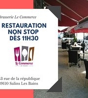 Brasserie le Commerce