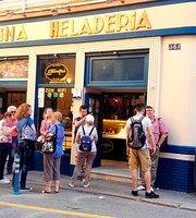 Magasin de crème glacée artisanale La Fiorentina