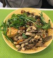 Kansha - Cozinha Vegetariana