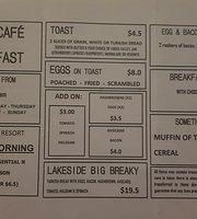 Aqua Cafe