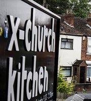x-church kitchen