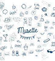 """Musette """"Les recettes de Gaston et Ginette"""""""