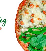 NaVeg Pizza