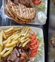 Greek Souvlaki