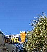 Criterion Hotel Bistro
