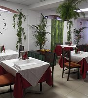 Tropical restaurante
