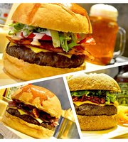 The Blend Burgers and Beers