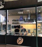 ROSES & CREPES street food
