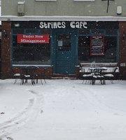 Strines Cafe