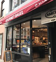 Gourmet Bagel Deli Cafe