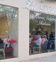 Heladeria la dolce vita cafeteria